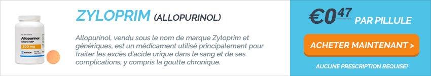 Acheter Des Allopurinol En Ligne